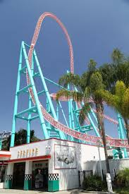 Six Flags Los Angeles Guides Los Angeles Ca Theme Parks Dave U0027s Travel Corner