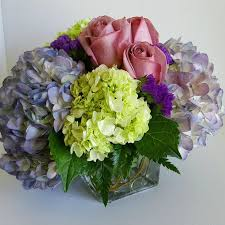 hydrangea bouquet roses hydrangea bouquet nc florist flower delivery