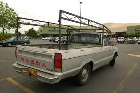 mazda truck old parked cars 1980 mazda sundowner