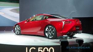 lexus lfa concept lexus lc 500 does the impossible concept made real slashgear