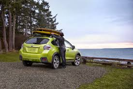 subaru crosstrek decals review 2014 subaru xv crosstrek hybrid subcompact culture the