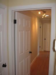 Prehung Interior Door Installation Installing A Prehung Interior Door Door Design Ideas On