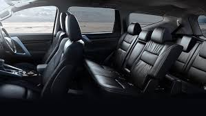 Car That Seats 5 Comfortably Mitsubishi Pajero Sport Gets Seven Seats Car News Carsguide