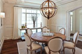 design ideas traditional dining room with wood flooring plus