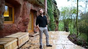 Uk Home Design Tv Shows Modern Caveman Man Builds A 230 000 House In 700 Year Old Cave