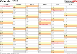 yearly planner template excel calendar 2020 uk 16 printable templates xls xlsx free template 3 yearly calendar 2020 as excel template landscape orientation 2 pages