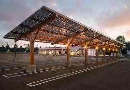 Canopy Carports Pv Canopy Santa Barbar Airport Renewable Energy Pinterest