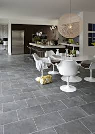 Rounded Kitchen Island Decoration Interactive Gray Granite Flooring For Your Home