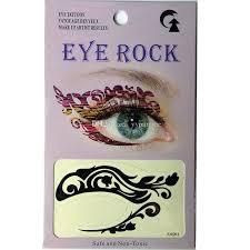 eye rock waterproof transfer