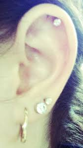 icing cartilage earrings 210 best pretty and piercings images on jewelry