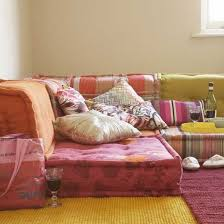 Living Room Floor Seating by Cheaper Ways To Get The Best Bohemian Sectional Floor Couch