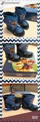 toddler boys light paw patrol winter boots paw patrol