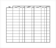 Stat Sheet Template Stat Sheet Website Has Lots Of Stat Helps But At A Price Not