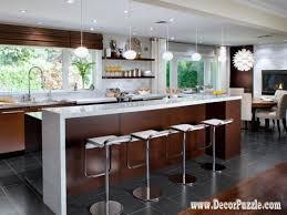 modern kitchen decor ideas kitchen kitchen decor ideas white graphite island modern
