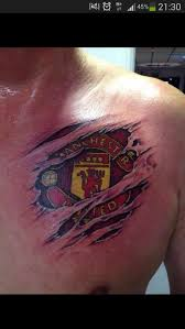52 best mufc tattoos images on pinterest manchester united