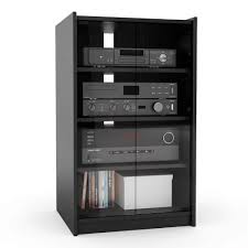 Audio Cabinets With Glass Doors Audio Storage Cabinet Superior Audio Cabinet Pinterest
