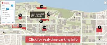 University Of Wisconsin Madison Map by Parking And Transportation U2013 Of Human Ecology