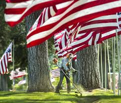Rules Disposing American Flag Events And Cemetery Guidelines For This Memorial Day Weekend The