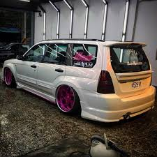 2005 subaru forester slammed modified subaru forester xt sports 1 subies pinterest