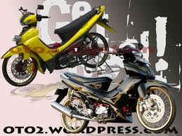 modifikasi jupiter mx modifikasi motor paling keren 101011 vs jupiter kuning