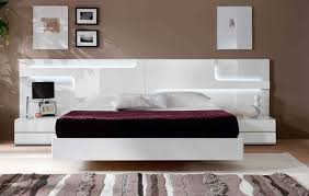 bed design with side table sophisticated bedroom design with floating decor combined white