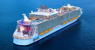 cruise ship the world symphony of the seas largest cruise ship in the world