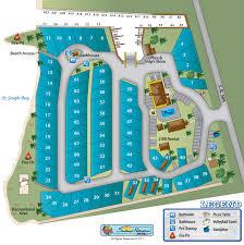 Port St Joe Florida Map by Presnell U0027s Bayside Marina U0026 Rv Resort Find Campgrounds Near Port