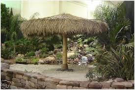 Grass Patio Umbrellas Patio Umbrellas Base Looking For 12 Tiki Bar Palapa Palm Thatch