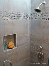 mosaic tile bathroom ideas best 25 shower tile designs ideas on bathroom tile