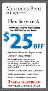 mercedes schedule b service mercedes service parts specials mercedes dealer in