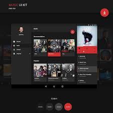 application ui design 111 best free ui ux kit images on ui kit app ui and