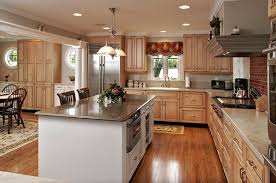 cherry wood kitchen ideas 3 ways kitchen designs are using cherry cabinets and other