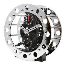 jcc retro modern decorative mechanical revolving motion wheel