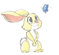 images u003e baby winnie pooh characters rabbit drawing art