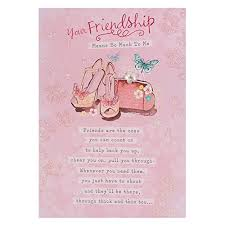 best friend birthday card co uk