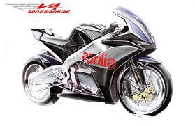 aprilia rsv4 motorcycles wallpapers aprilia reveals official rsv4 drawing mcn