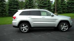 gunmetal grey jeep new 2011 jeep grand cherokee limited lochmandy motors youtube