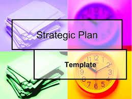 strategic plan template ppt video online download