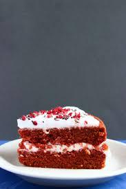 vegan u0026 gluten free red velvet cake u2014 recipes hubs