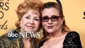 Debbie Reynolds by Debbie Reynolds Dies Day After Carrie Fisher Youtube