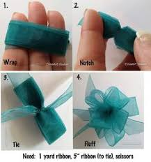 gift bow diy how to make a ribbon bow for gift wrapping crafty