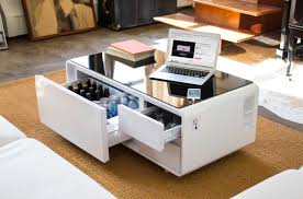 Cool Things For A Room To Buy Your Led Furniture Turns by Sobro A Cooler Coffee Table Indiegogo