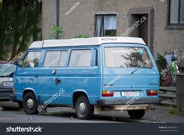 volkswagen van 2015 iceland reykjavik sep 13 volkswagen t3 stock photo 340207631