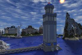 minecraft halloween city imperial city minecraft project