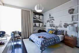 engaging small bedroom interior for teenage boys furniture design