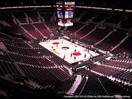 moda center section 313 seat views seatgeek
