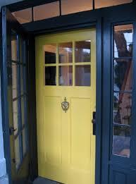 Benjamin Moore Sundance Yellow by Front Doors Winsome Yellow Front Door Yellow Front Door White