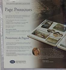 Scrapbook Page Protectors Amazon Com Creative Memories Page Protectors For Retired 12x12