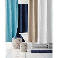 No Liner Shower Curtain Rollover Cotton Shower Curtain No Liner Sublipalawan Style