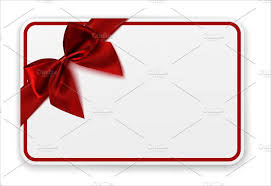 5 gift cards 5 blank gift card templates design templates free premium blank